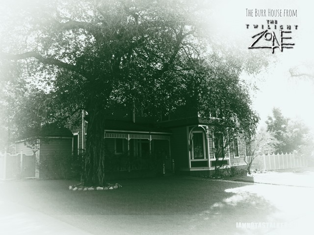 The Burr House from The Twilight Zone-1130099