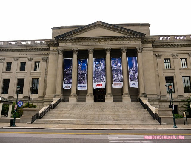 The Franklin Institute from National Treasure-1180218