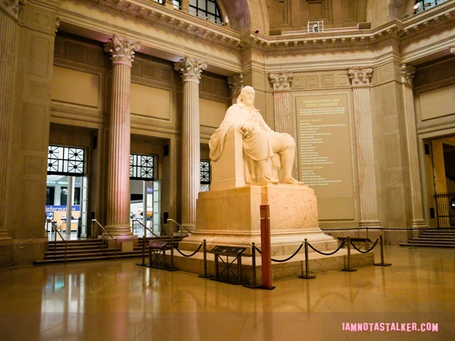 The Franklin Institute from National Treasure-1180229