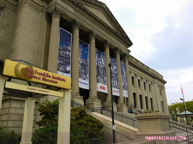 The Franklin Institute from National Treasure-1180234