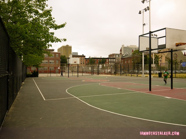 The Fresh Prince of Bel Air Basketball Court-1170945