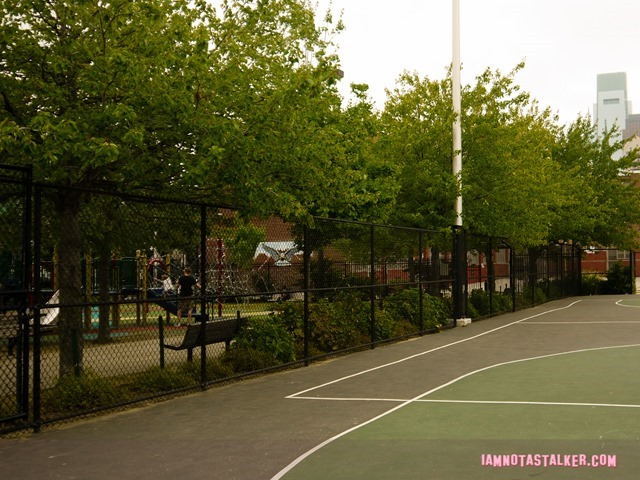 The Fresh Prince of Bel Air Basketball Court-1170947