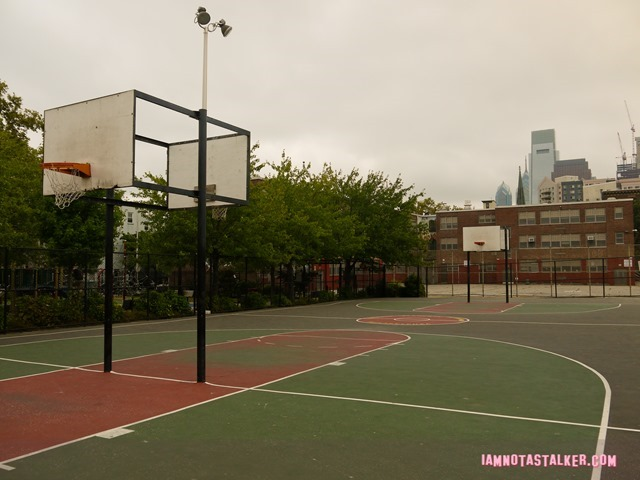 The Fresh Prince of Bel Air Basketball Court-1170949