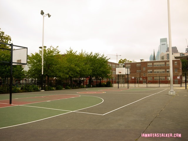 The Fresh Prince of Bel Air Basketball Court-1170950