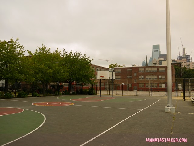 The Fresh Prince of Bel Air Basketball Court-1170951