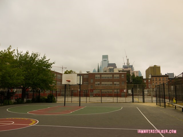 The Fresh Prince of Bel Air Basketball Court-1170952