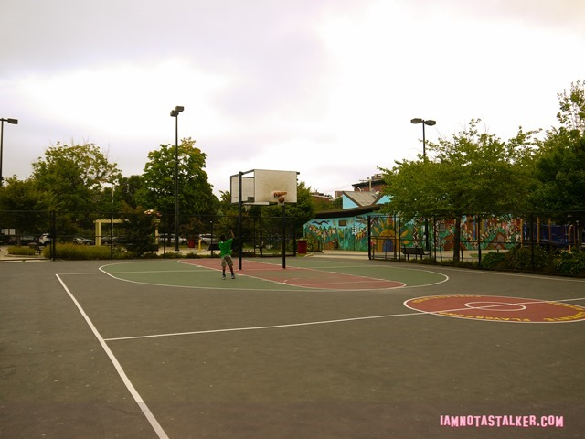 The Fresh Prince of Bel Air Basketball Court-1170953