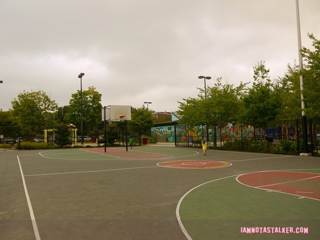 The Fresh Prince of Bel Air Basketball Court-1170954