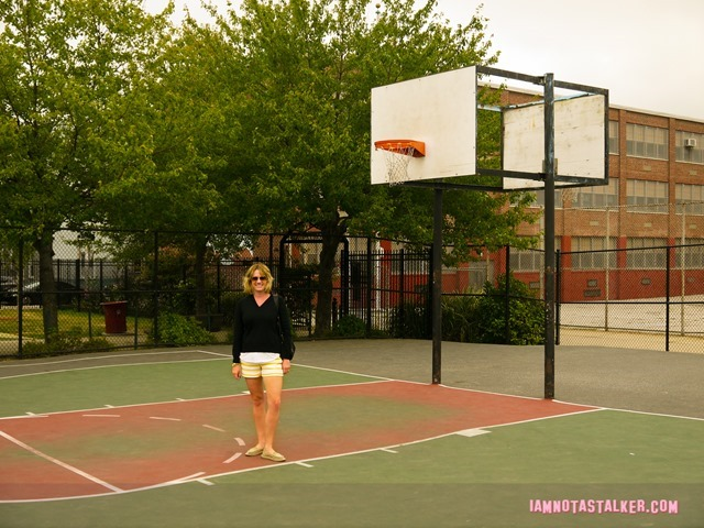 The Fresh Prince of Bel Air Basketball Court-1170956