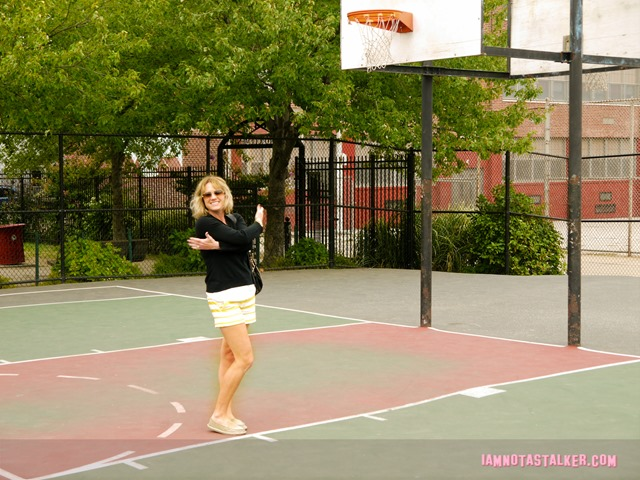 The Fresh Prince of Bel Air Basketball Court-1170962