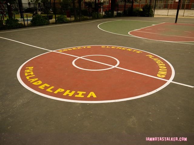 The Fresh Prince of Bel Air Basketball Court-1170963