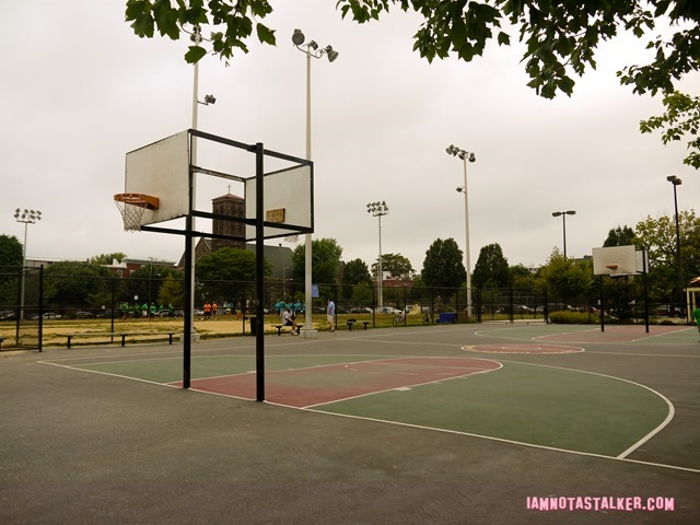 The Fresh Prince of Bel Air Basketball Court-1170964