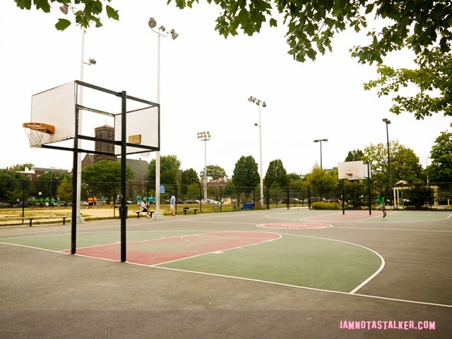 The Fresh Prince of Bel Air Basketball Court-1170965