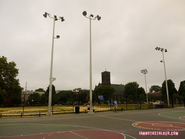 The Fresh Prince of Bel Air Basketball Court-1170967
