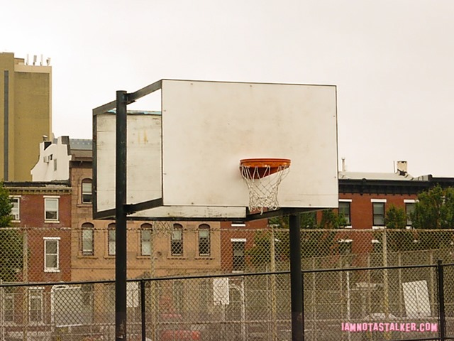 The Fresh Prince of Bel Air Basketball Court-1170968