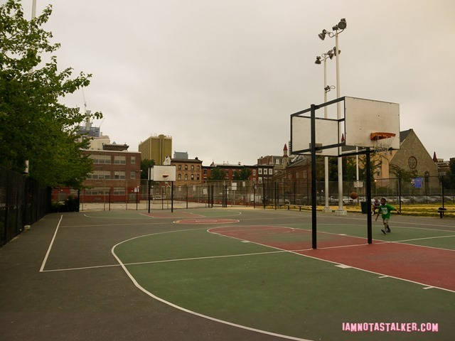 The Fresh Prince of Bel Air Basketball Court-1170970