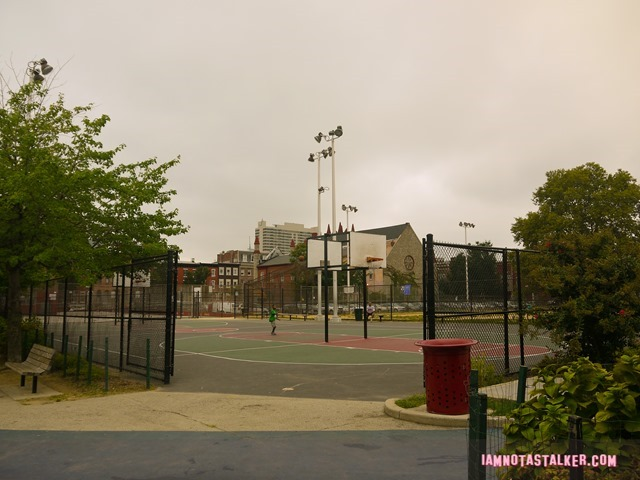 The Fresh Prince of Bel Air Basketball Court-1170973