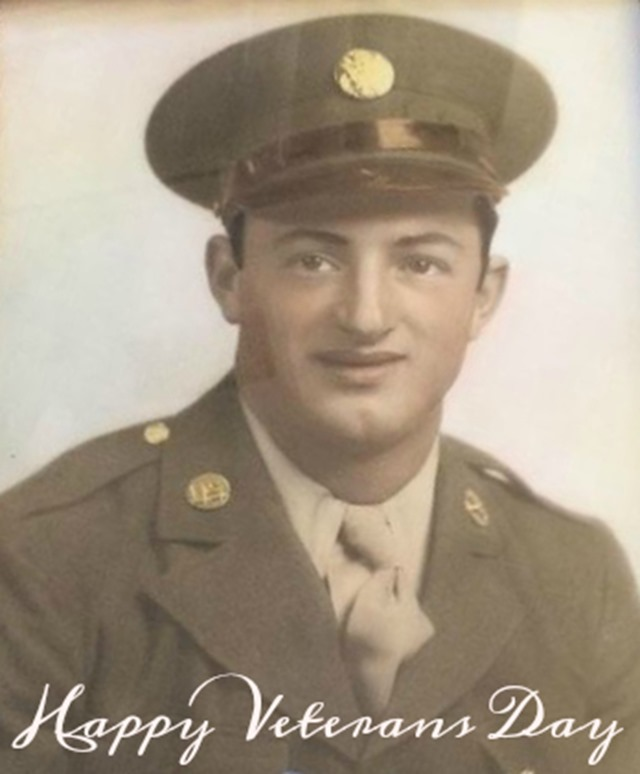 Veterans Day Grandpa