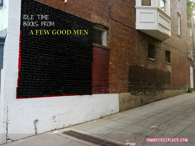 Idle Time Books from A Few Good Men-1160675