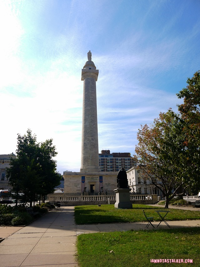 Baltimore's Washington Monument from Sleepless in Seattle-1170164