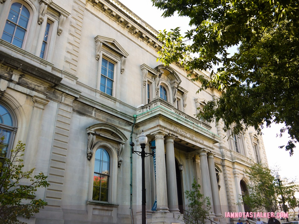 The George Peabody Library From Sleepless In Seattle Iamnotastalker