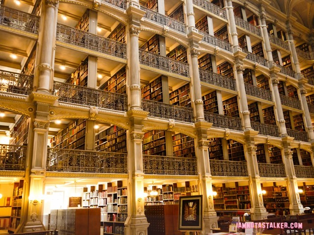 George Peabody Library from Sleepless in Seattle-1170221