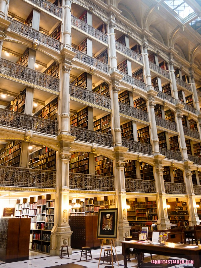 George Peabody Library from Sleepless in Seattle-1170222