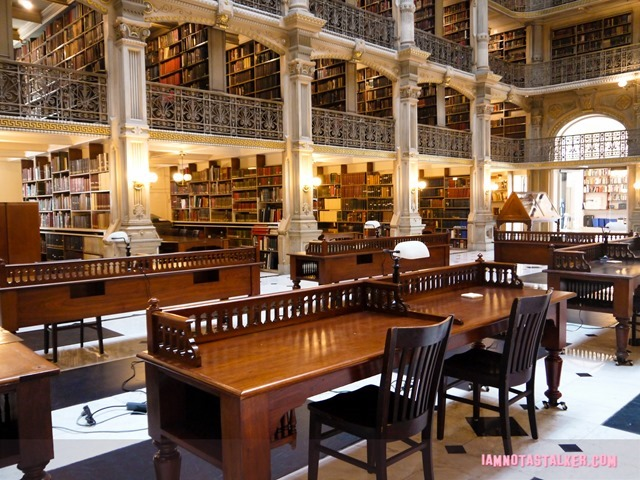 George Peabody Library from Sleepless in Seattle-1170225