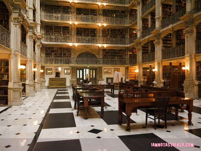 George Peabody Library from Sleepless in Seattle-1170230
