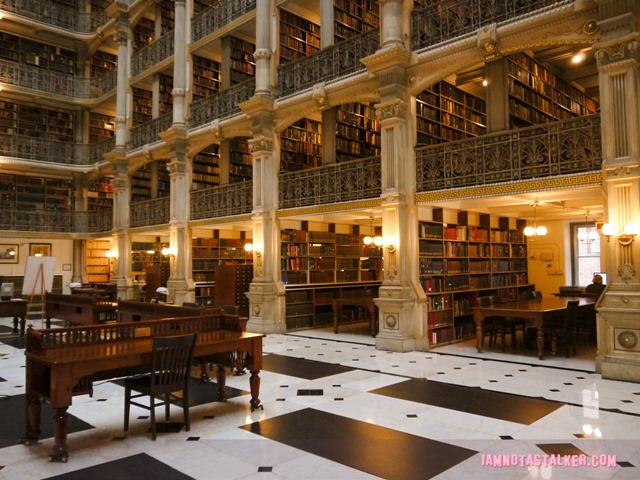 George Peabody Library from Sleepless in Seattle-1170232