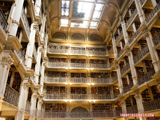 George Peabody Library from Sleepless in Seattle-1170233