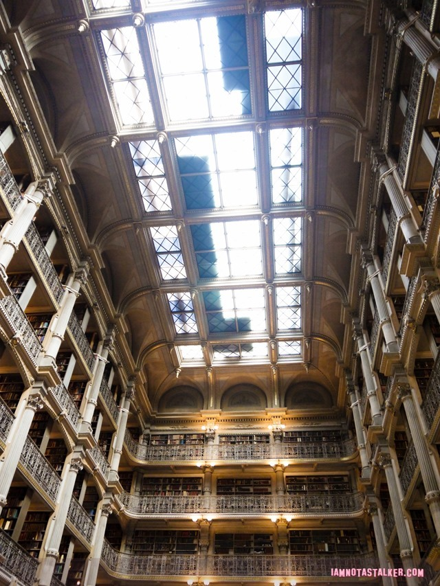 George Peabody Library from Sleepless in Seattle-1170235