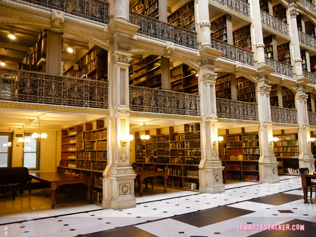 George Peabody Library from Sleepless in Seattle-1170236