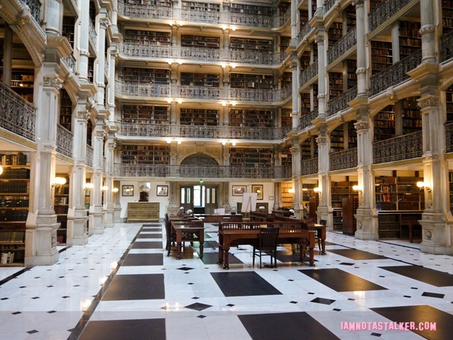 George Peabody Library from Sleepless in Seattle-1170244