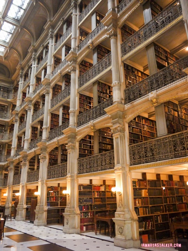 George Peabody Library from Sleepless in Seattle-1170247