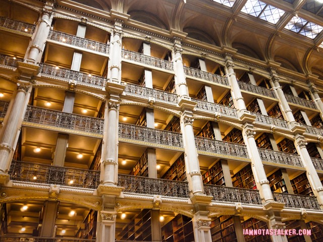George Peabody Library from Sleepless in Seattle-1170261