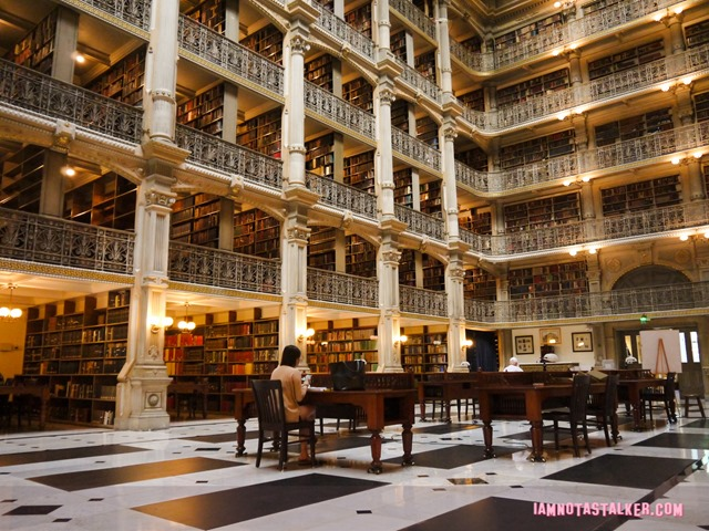 George Peabody Library from Sleepless in Seattle-1170262