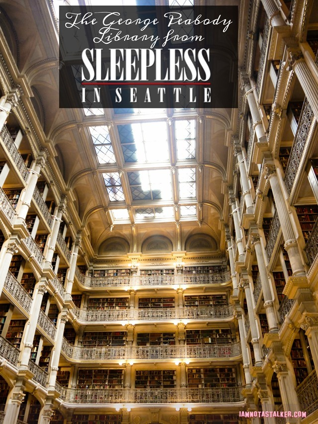 George Peabody Library from Sleepless in Seattle-1170263