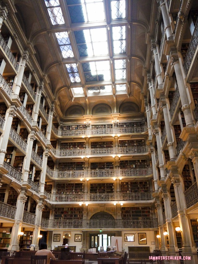 George Peabody Library from Sleepless in Seattle-1170266