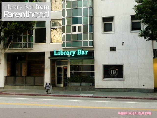 Library Bar from Parenthood-1050602