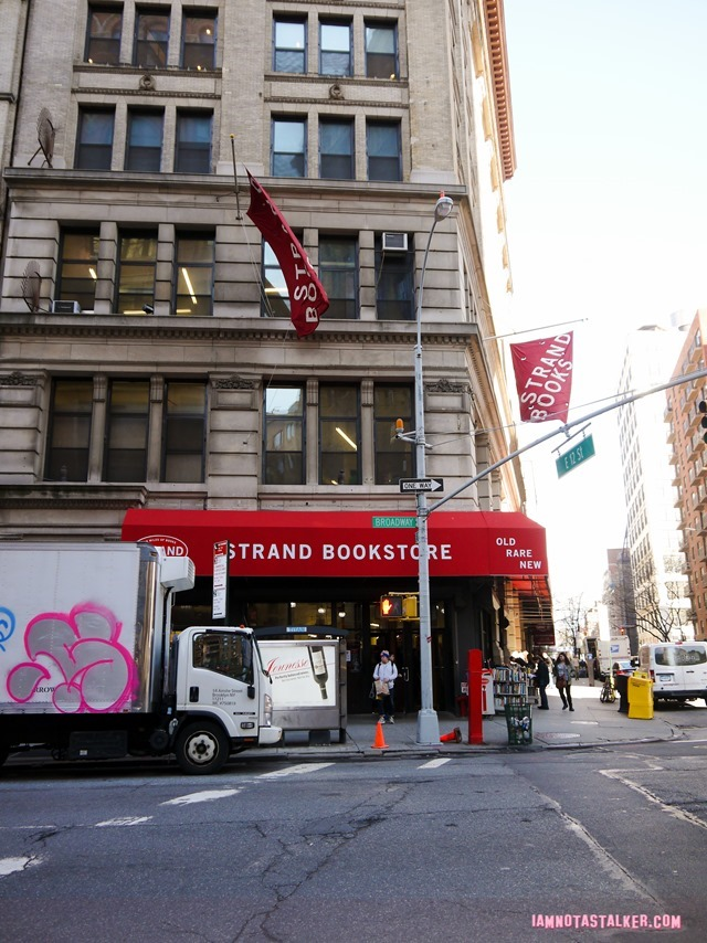 Strand Book Store from Sex and the City-1140500