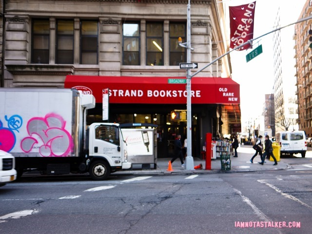 Strand Book Store from Sex and the City-1140501