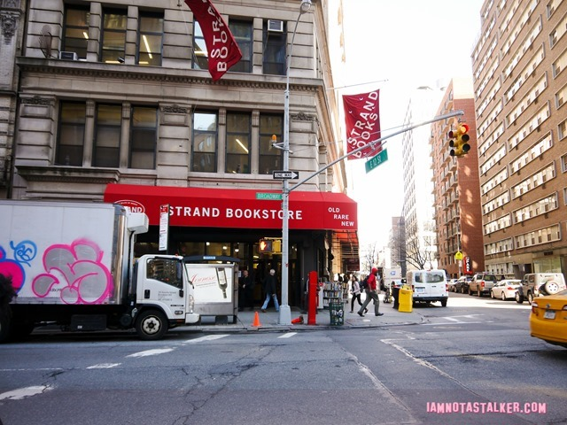Strand Book Store from Sex and the City-1140502