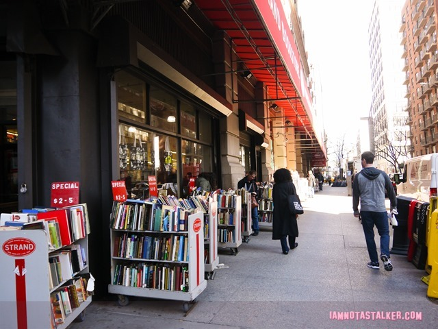 Strand Book Store from Sex and the City-1140503