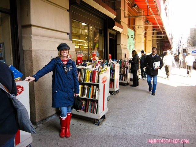 Strand Book Store from Sex and the City-1140508