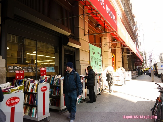 Strand Book Store from Sex and the City-1140510