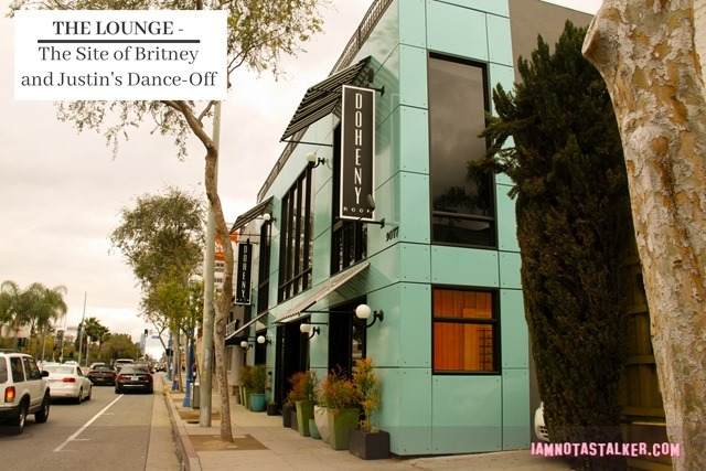 The Lounge - The Site of Britney and Justin's Dance-Off-6933