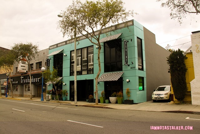 The Lounge - The Site of Britney and Justin's Dance-Off-6934