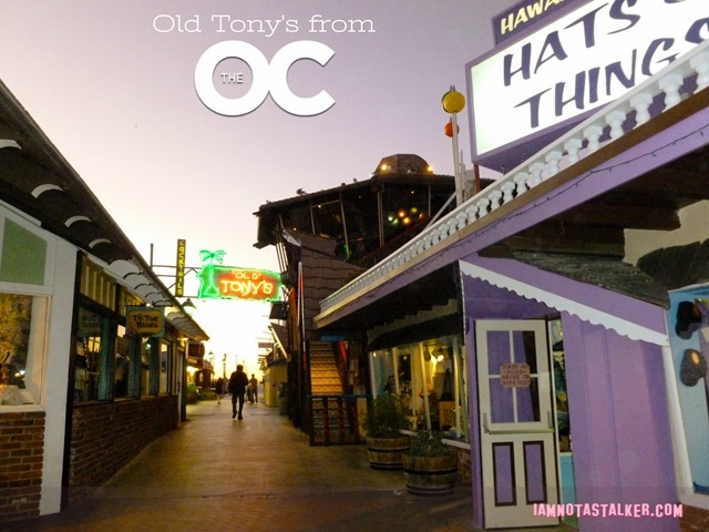Old Tony's from The O.C.-1020986