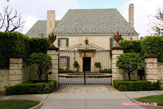 The Gilmore Mansion from Gilmore Girls-7893